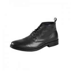 """Chaussures """"James"""" en cuir..."""