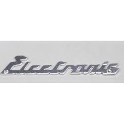 "Monogramme ""Electronic"""